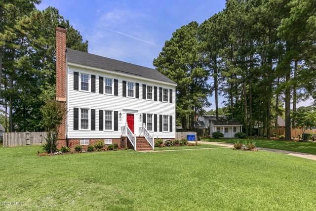 2104 Dees Court NW, Wilson, NC 27896 (MLS #100225783) :: Berkshire Hathaway HomeServices Hometown, REALTORS®