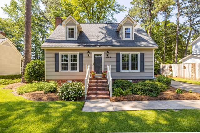 1503 Hollybriar Lane, Greenville, NC 27858 (MLS #100225784) :: RE/MAX Essential