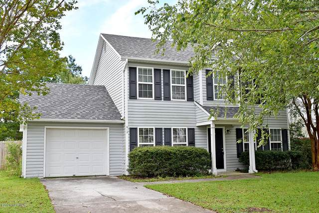 612 Indian Wells Way, Wilmington, NC 28411 (MLS #100225798) :: Carolina Elite Properties LHR