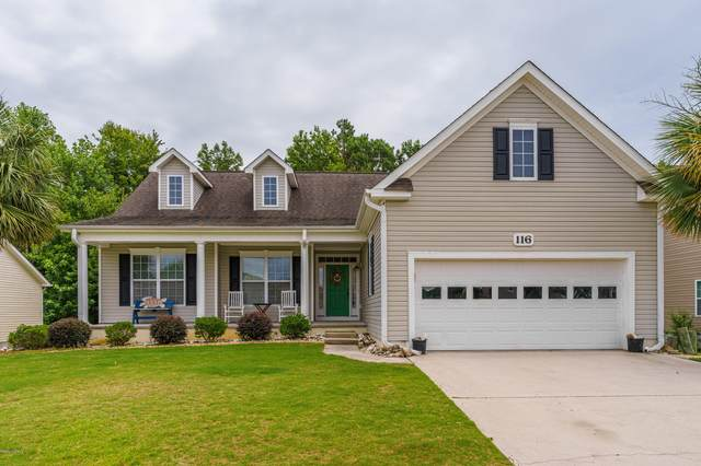 116 E Stockton Place, Hampstead, NC 28443 (MLS #100225827) :: Vance Young and Associates