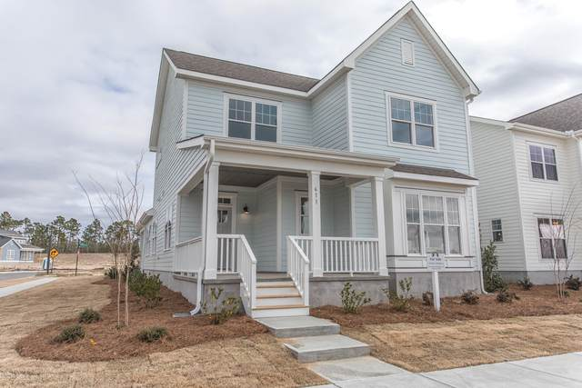 4028 Endurance Trail, Wilmington, NC 28412 (MLS #100225866) :: The Keith Beatty Team