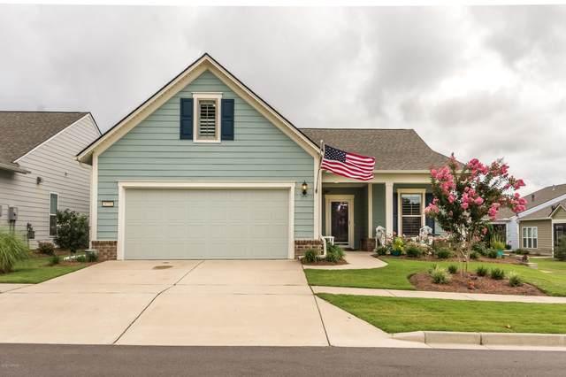 3771 Old Sand  Mine Drive, Wilmington, NC 28412 (MLS #100225868) :: Carolina Elite Properties LHR