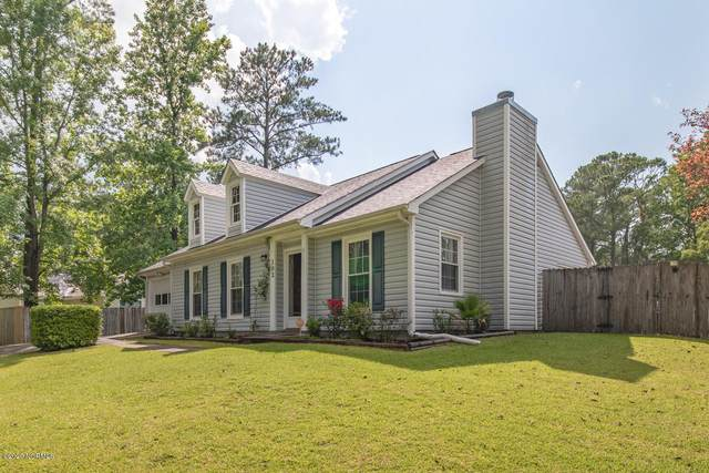 102 Tiffany Place, Jacksonville, NC 28546 (MLS #100225913) :: RE/MAX Essential