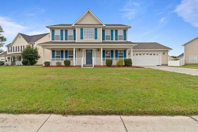 202 Grantham Lane, Jacksonville, NC 28540 (MLS #100225929) :: The Bob Williams Team