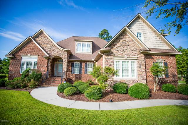 229 Ticino Court, New Bern, NC 28562 (MLS #100225953) :: David Cummings Real Estate Team