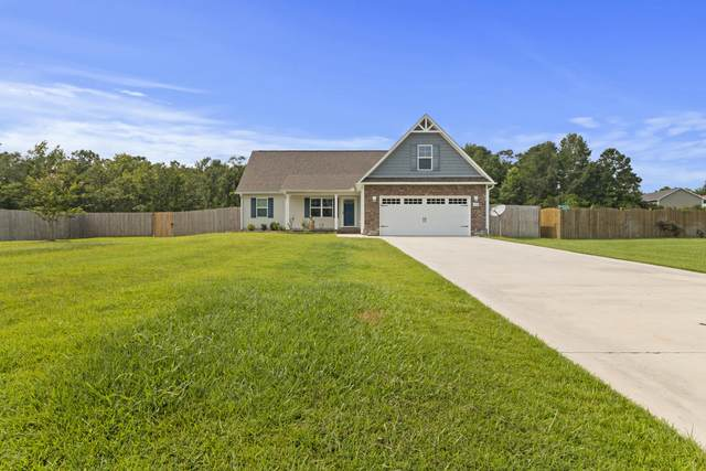 206 Russell Farm Drive, Hubert, NC 28539 (MLS #100225957) :: CENTURY 21 Sweyer & Associates