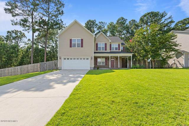 128 Tanbark Drive, Jacksonville, NC 28546 (MLS #100225958) :: Stancill Realty Group