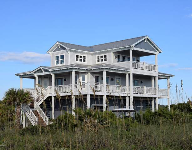 4 Snowy Egret Trail, Bald Head Island, NC 28461 (MLS #100225964) :: The Chris Luther Team
