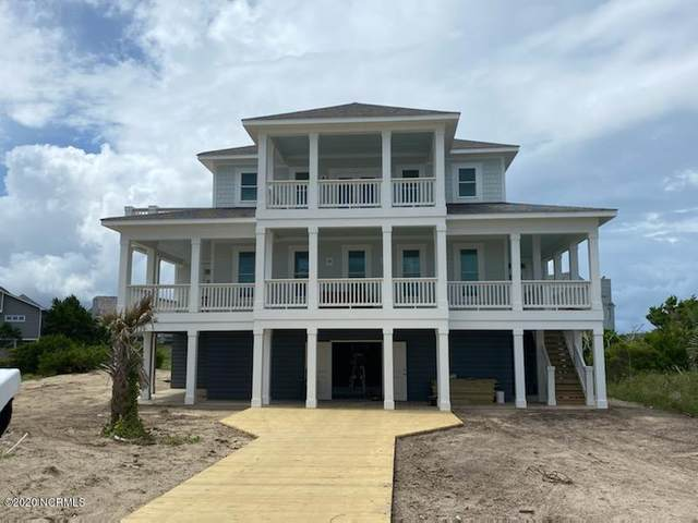 3 Snowy Egret Trail, Bald Head Island, NC 28461 (MLS #100225977) :: The Chris Luther Team