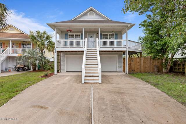 112 Palm Breeze Drive, Carolina Beach, NC 28428 (MLS #100225983) :: Thirty 4 North Properties Group