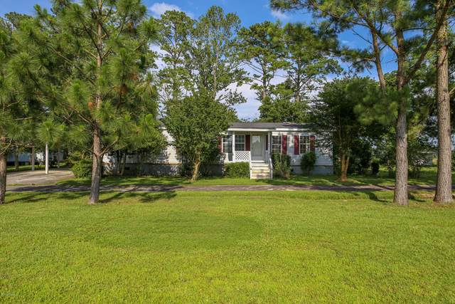 2445 Temples Point Road, Havelock, NC 28532 (MLS #100225990) :: Stancill Realty Group