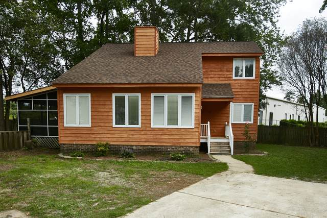 3518 Providence Lane NW, Wilson, NC 27896 (MLS #100226012) :: Courtney Carter Homes
