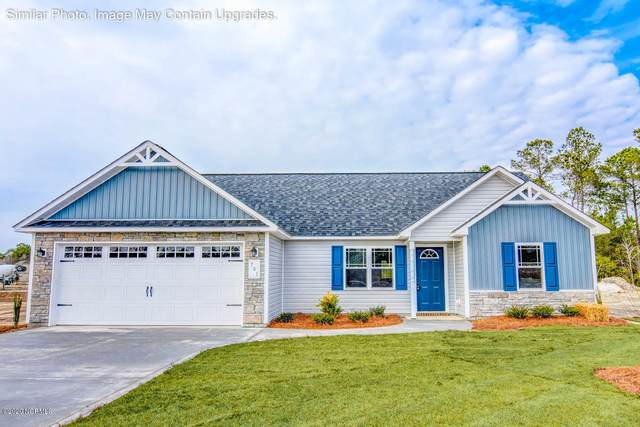 111 Easton Drive, Richlands, NC 28574 (MLS #100226013) :: Frost Real Estate Team