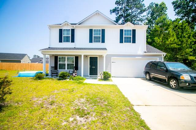 508 S Charleston Drive SE, Bolivia, NC 28422 (MLS #100226039) :: The Oceanaire Realty
