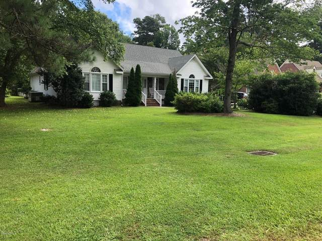 5109 Country Club Drive N, Wilson, NC 27896 (MLS #100226053) :: Courtney Carter Homes