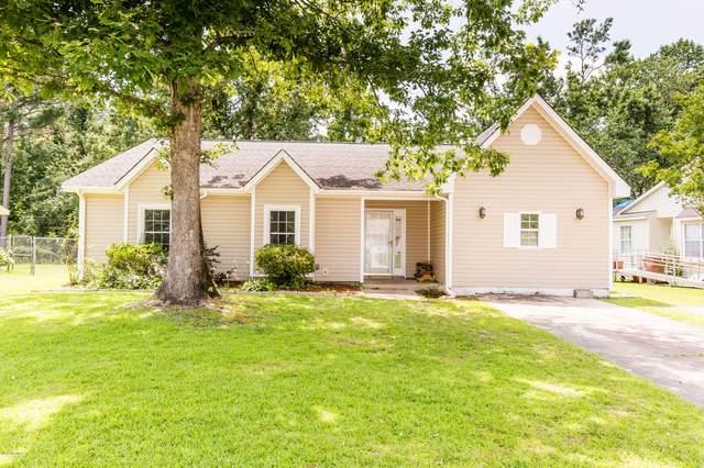 124 Broadleaf Drive, Jacksonville, NC 28546 (MLS #100226061) :: CENTURY 21 Sweyer & Associates