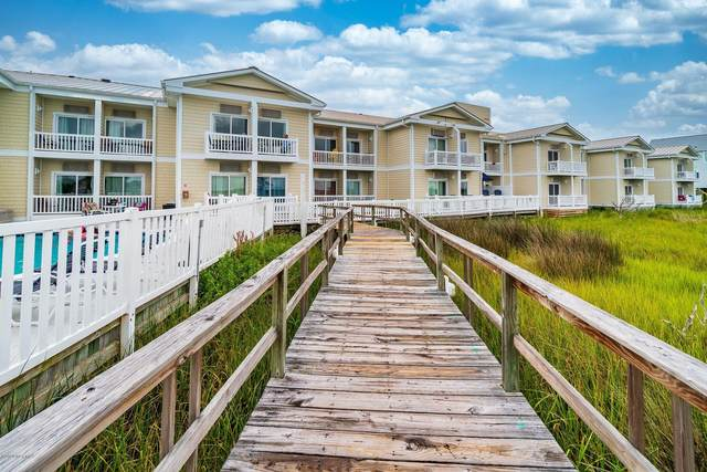 602 W Fort Macon Road #235, Atlantic Beach, NC 28512 (MLS #100226074) :: The Chris Luther Team