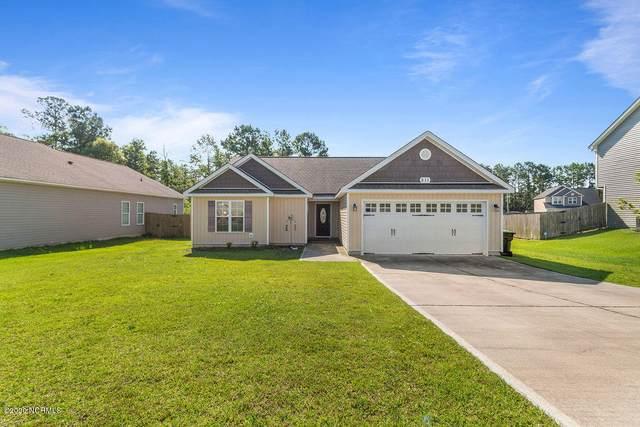 511 Jasmine Lane, Jacksonville, NC 28546 (MLS #100226078) :: Frost Real Estate Team