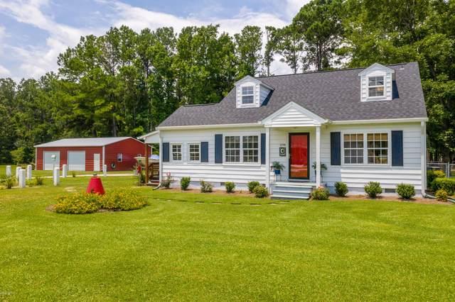 1194 Nine Foot Road, Newport, NC 28570 (MLS #100226091) :: Barefoot-Chandler & Associates LLC
