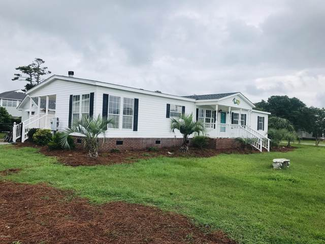 218 Bayshore Drive, Cape Carteret, NC 28584 (MLS #100226119) :: Barefoot-Chandler & Associates LLC