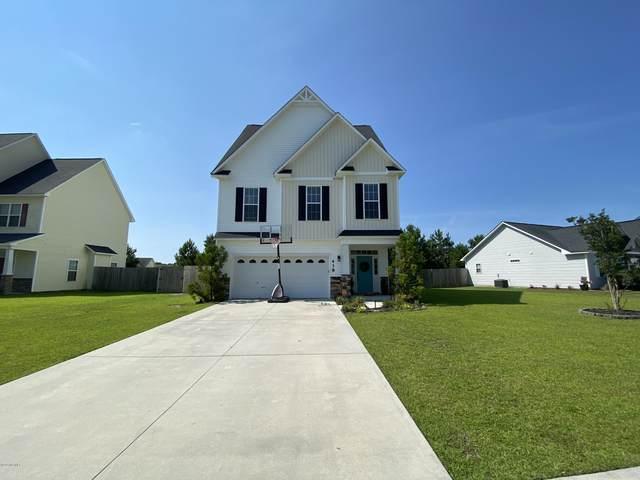 418 Savannah Drive, Jacksonville, NC 28546 (MLS #100226141) :: Thirty 4 North Properties Group
