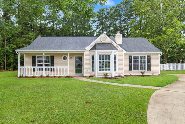 211 Trotters, Jacksonville, NC 28546 (MLS #100226148) :: The Keith Beatty Team