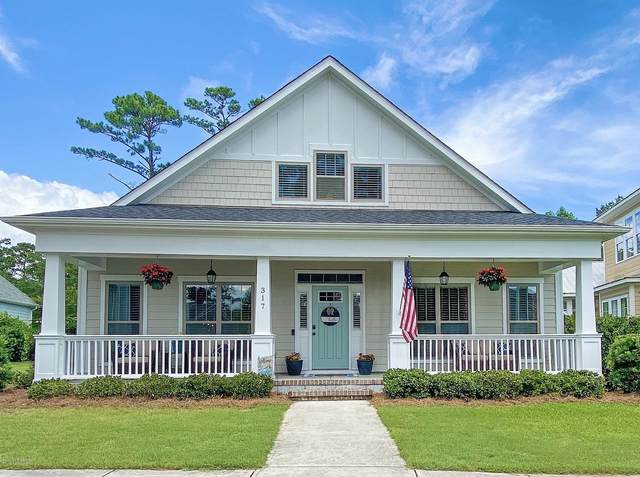 317 Shackleford Drive, Wilmington, NC 28411 (MLS #100226151) :: Berkshire Hathaway HomeServices Hometown, REALTORS®