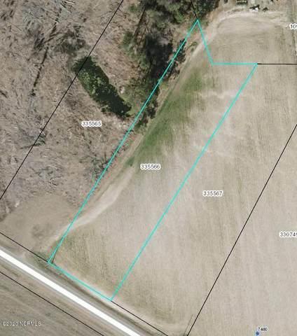 000 Strickland Rd, Lot 4, Bailey, NC 27807 (MLS #100226166) :: David Cummings Real Estate Team