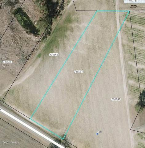000 Strickland Rd, Lot 5, Bailey, NC 27807 (MLS #100226167) :: David Cummings Real Estate Team