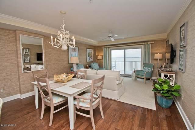 1550 Salter Path Road #604, Indian Beach, NC 28512 (MLS #100226169) :: David Cummings Real Estate Team