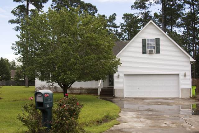 413 Jacqueline Drive, Havelock, NC 28532 (MLS #100226170) :: Lynda Haraway Group Real Estate