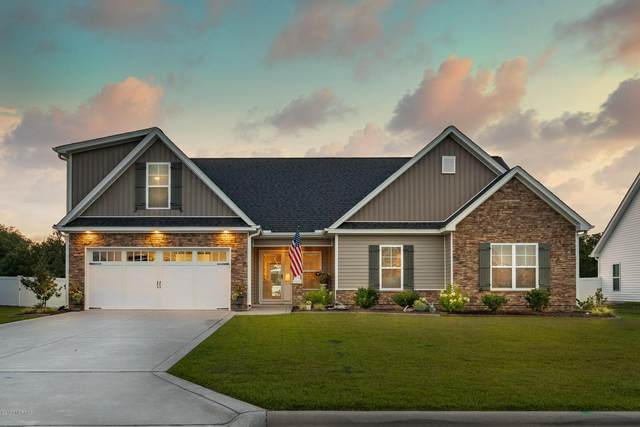 553 Brookfield Drive, Winterville, NC 28590 (MLS #100226176) :: The Tingen Team- Berkshire Hathaway HomeServices Prime Properties