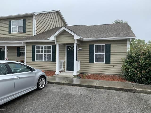 601 Peletier Loop Road #49, Swansboro, NC 28584 (MLS #100226183) :: Barefoot-Chandler & Associates LLC