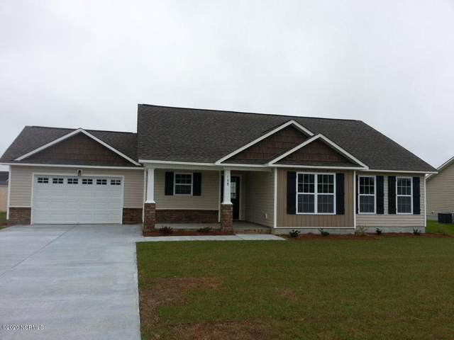 108 Grist Mill Drive, Havelock, NC 28532 (MLS #100226217) :: Castro Real Estate Team