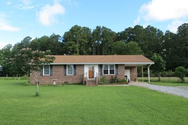 605 Straight Road, Oriental, NC 28571 (MLS #100226221) :: The Tingen Team- Berkshire Hathaway HomeServices Prime Properties