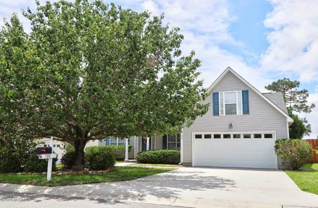 708 Hillside Drive, Wilmington, NC 28412 (MLS #100226225) :: Thirty 4 North Properties Group