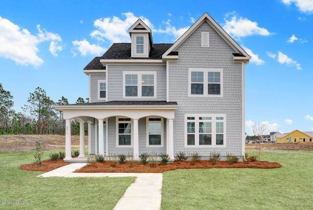 4035 Endurance Trail, Wilmington, NC 28412 (MLS #100226227) :: Thirty 4 North Properties Group