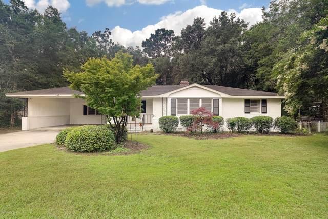 40 Beauregard Drive, Wilmington, NC 28412 (MLS #100226255) :: Courtney Carter Homes