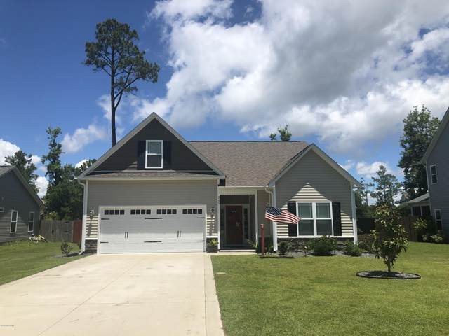 245 Marsh Haven Drive, Sneads Ferry, NC 28460 (MLS #100226287) :: Courtney Carter Homes