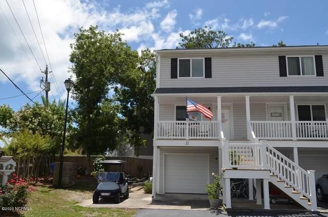 2411 Front Street #31, Beaufort, NC 28516 (MLS #100226292) :: Courtney Carter Homes