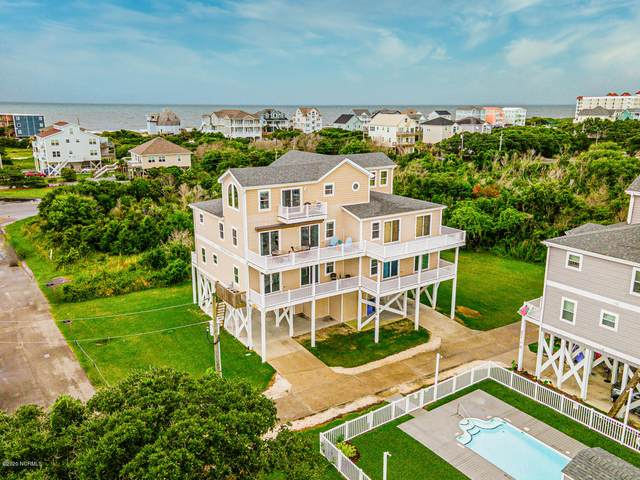 209 Gy Sgt Dw Boatman Drive #1, North Topsail Beach, NC 28460 (MLS #100226298) :: The Rising Tide Team