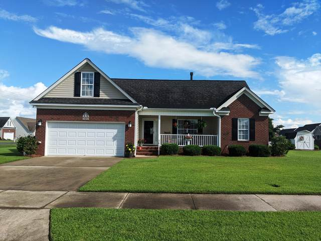 2661 Barefoot Lane, Winterville, NC 28590 (MLS #100226313) :: The Tingen Team- Berkshire Hathaway HomeServices Prime Properties