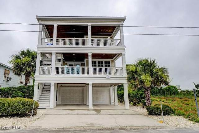 13 Seagull Street A, Wrightsville Beach, NC 28480 (MLS #100226351) :: Vance Young and Associates