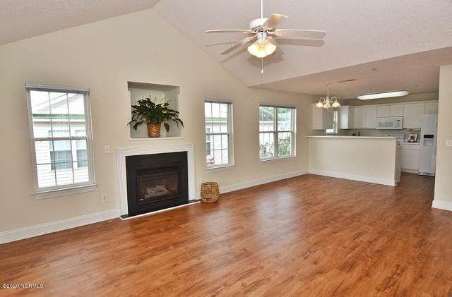 1608 Willoughby Park Court #8, Wilmington, NC 28412 (MLS #100226366) :: Courtney Carter Homes