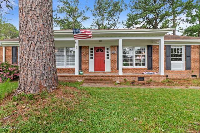 823 Oakwood Avenue, Jacksonville, NC 28546 (MLS #100226386) :: Berkshire Hathaway HomeServices Hometown, REALTORS®