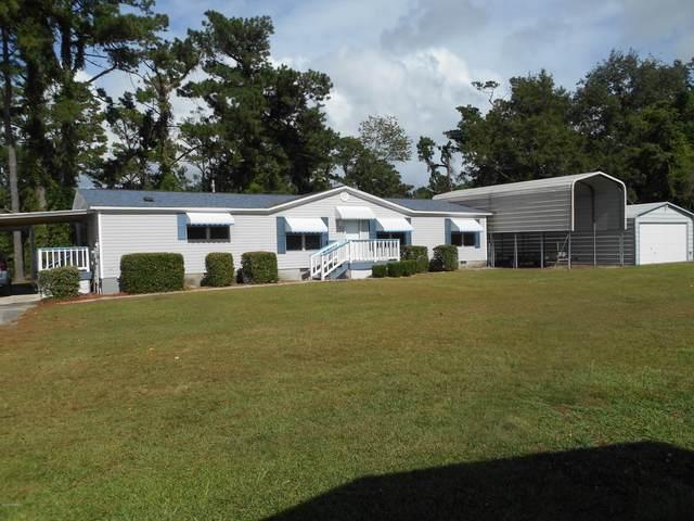 146 Taylor Farm Road, Beaufort, NC 28516 (MLS #100226398) :: Destination Realty Corp.