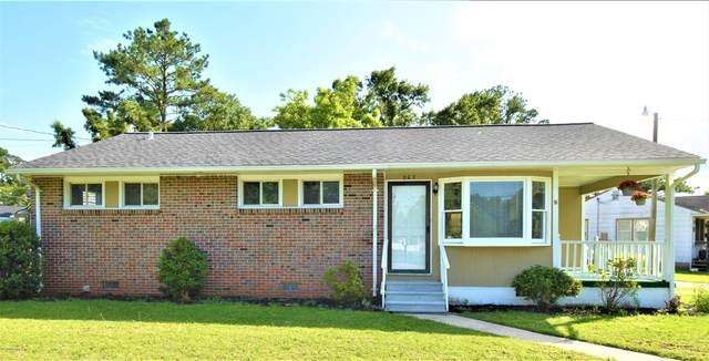 207 Banks Street, Jacksonville, NC 28540 (MLS #100226408) :: Coldwell Banker Sea Coast Advantage