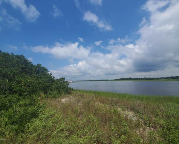 4814 W Beach Drive, Oak Island, NC 28465 (MLS #100226415) :: The Chris Luther Team