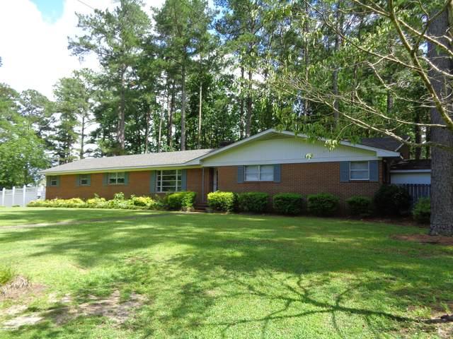 2105 Riley Road, Kinston, NC 28504 (MLS #100226418) :: The Tingen Team- Berkshire Hathaway HomeServices Prime Properties
