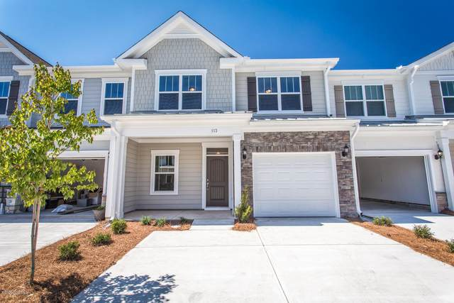 8758 Windy Island Drive #22, Wilmington, NC 28411 (MLS #100226440) :: Barefoot-Chandler & Associates LLC